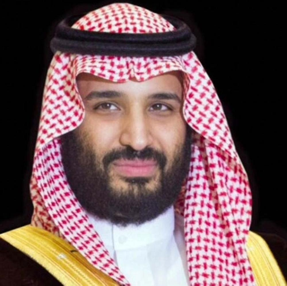 Crown Prince receives telephone call from Emir of Qatar