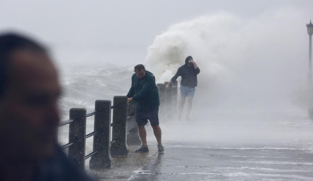 إعصار إيرما يضرب أمريكا