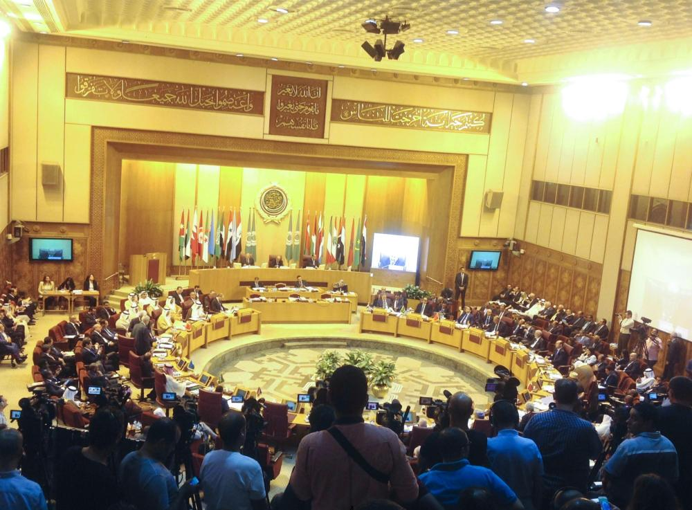 Arab foreign ministers underscore the need for unifying Arab and international efforts to face terrorism and find Arab solutions for crises ravaging the region