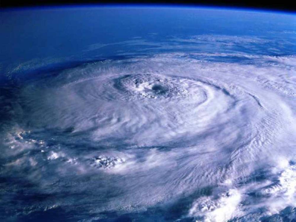 الصين تحذر من إعصار