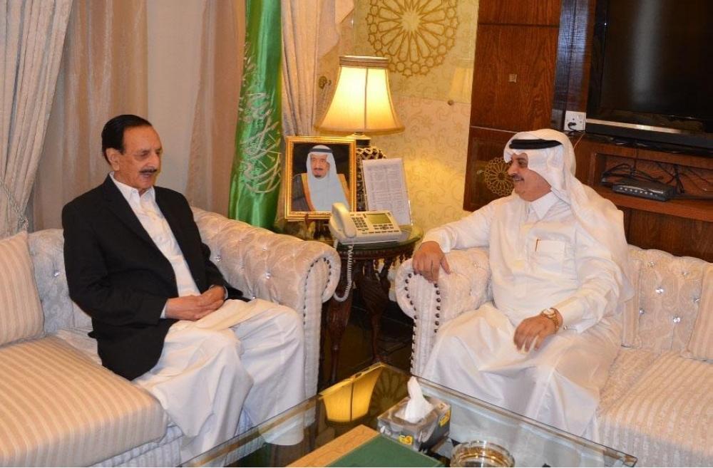أمين «المؤتمر الإسلامي» في باكستان: الأمة الإسلامية تفتخر بالدور الريادي للمملكة