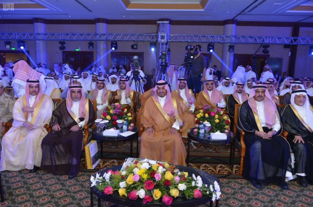 نائب أمير عسير يرعى احتفال غرفة أبها بمناسبة مرور 37 عاماً على تأسيسها
