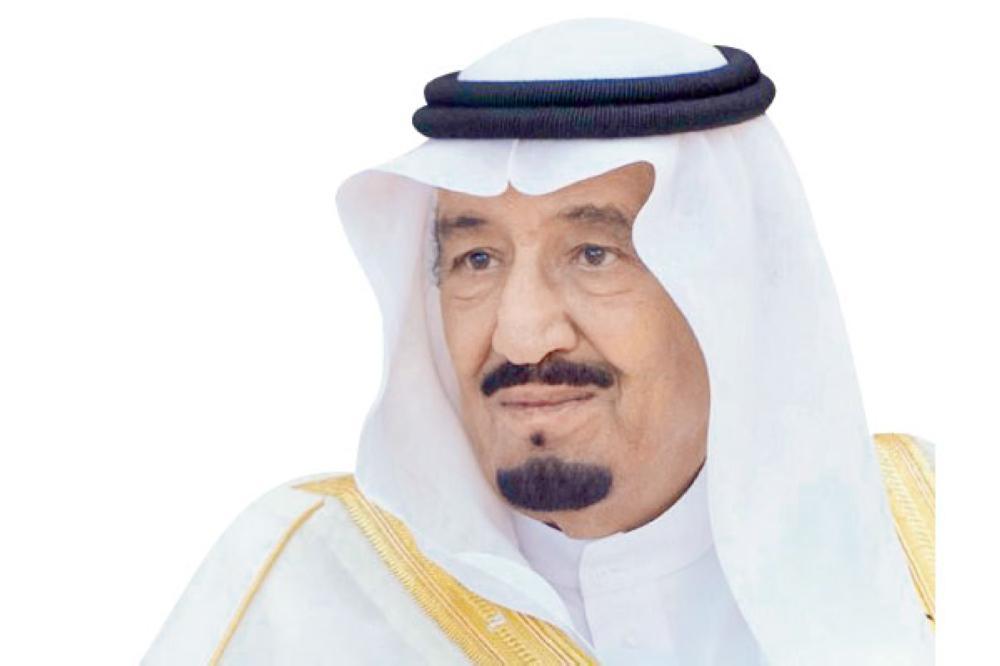 خادم الحرمين يهنئ رؤساء 5 دول بذكرى الاستقلال