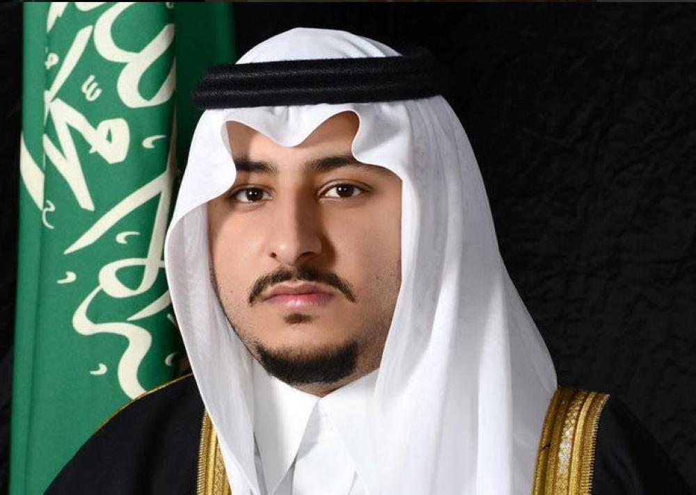 الأمير عبدالعزيز بن فهد بن تركي بن عبدالعزيز نائب أمير منطقة الجوف