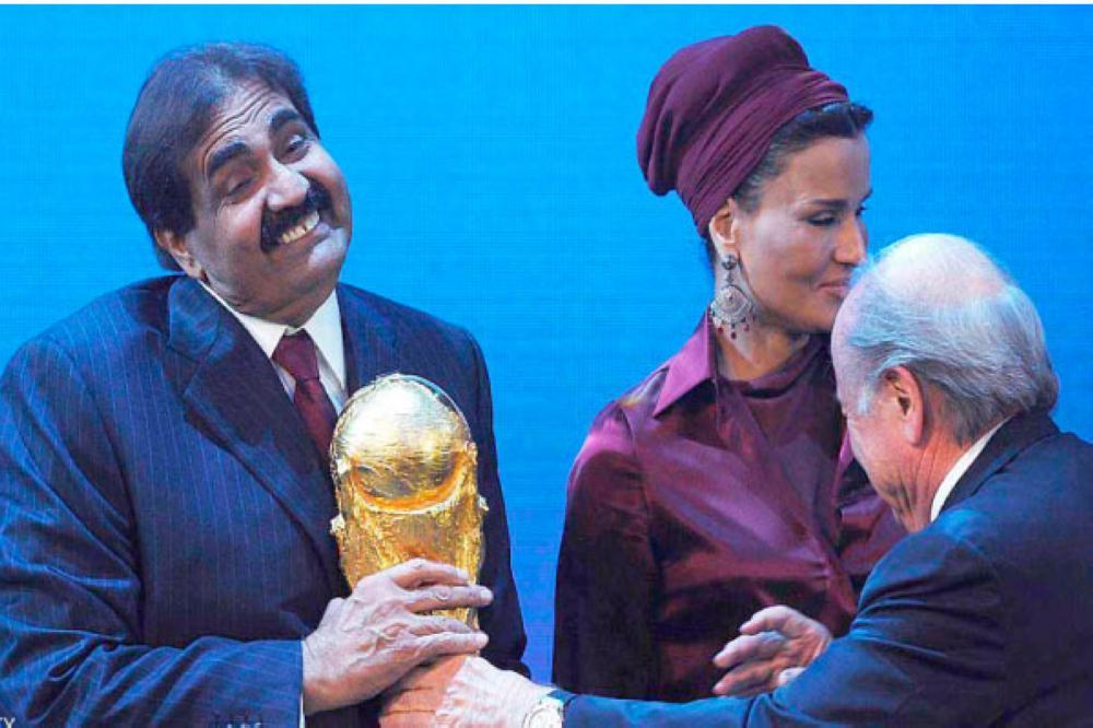 قطر 2022.. «مونديال العار»