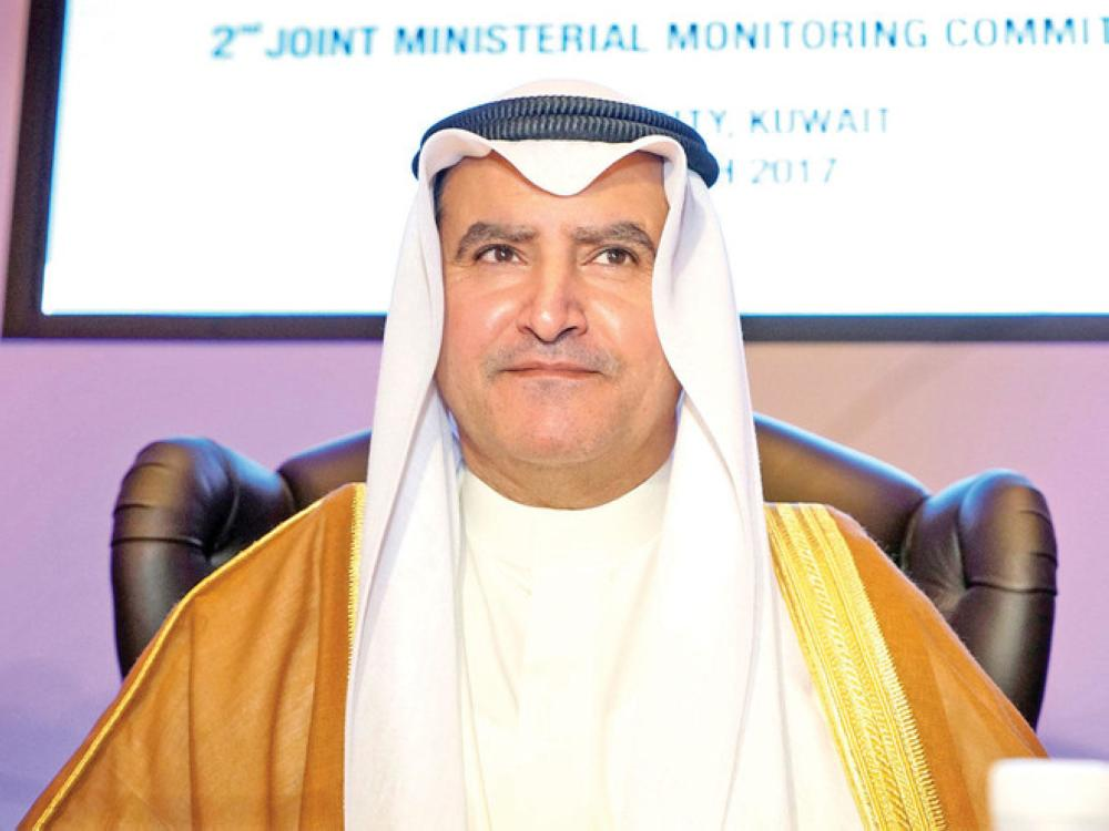 الكويت: الالتزام باتفاق خفض إنتاج النفط