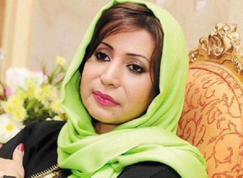 الشاعرة السعودية أشجان هندي