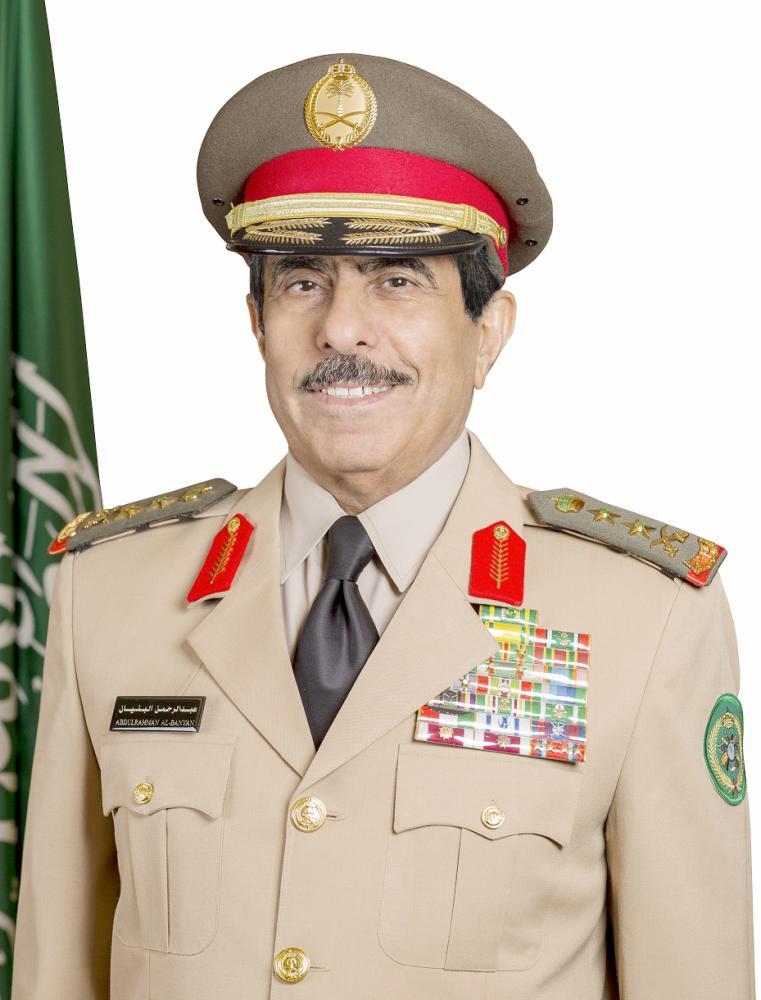 الفريق الأول الركن عبدالرحمن بن صالح البنيان