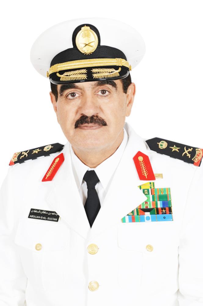 الفريق الركن عبدالله بن سلطان السلطان