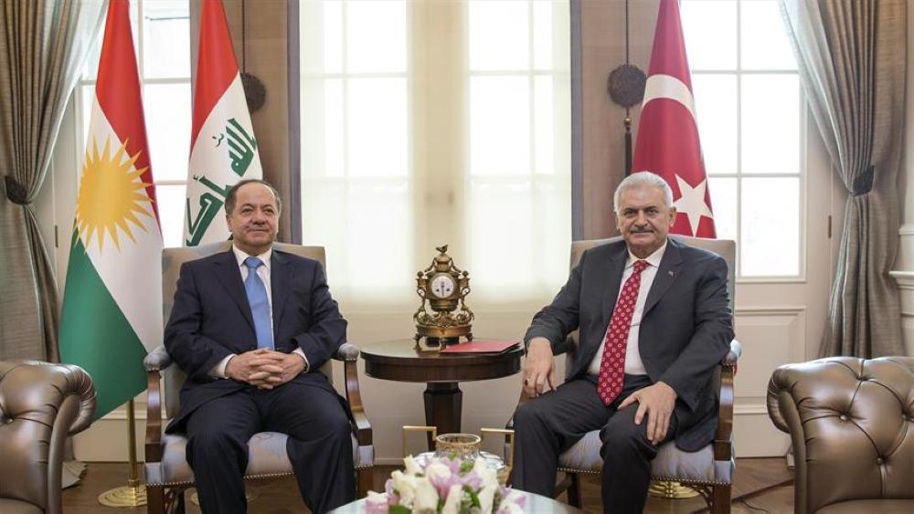 أنقرة تحذر من رد «أمني» على الاستفتاء حول استقلال إقليم كردستان
