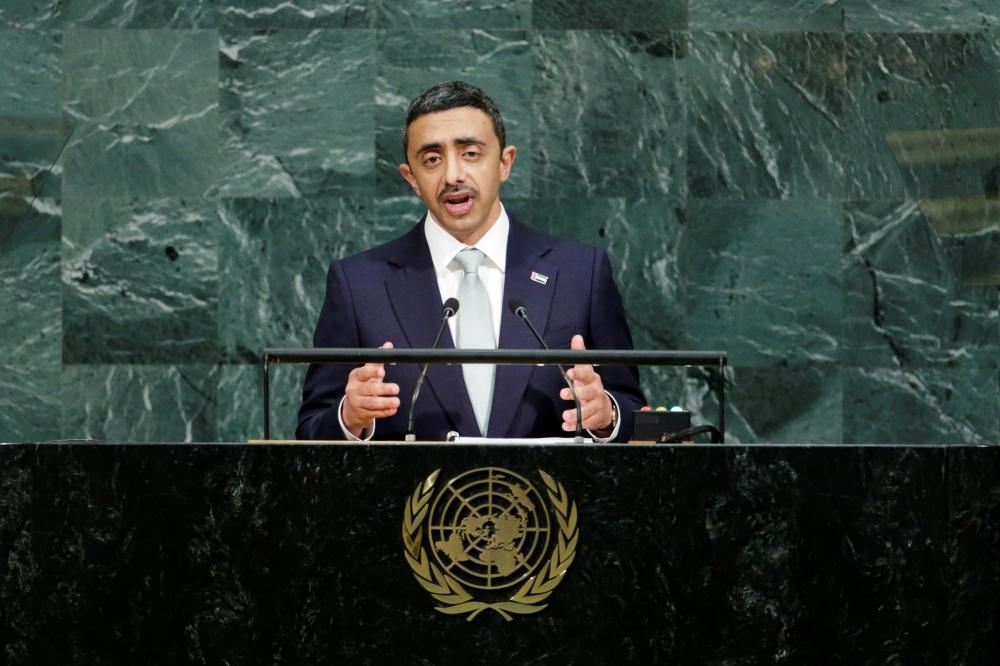 عبد الله بن زايد: إجراءات الدول الـ4 تهدف لوقف دعم قطر للتطرف والإرهاب