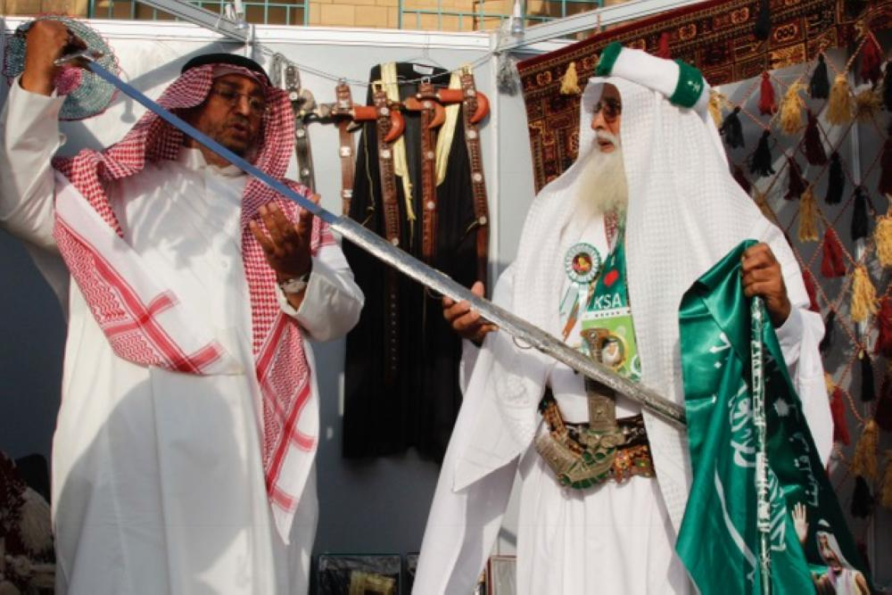 81 ألف زائر يختتمون فعاليات «يوم الوطن ولاء ووفاء»