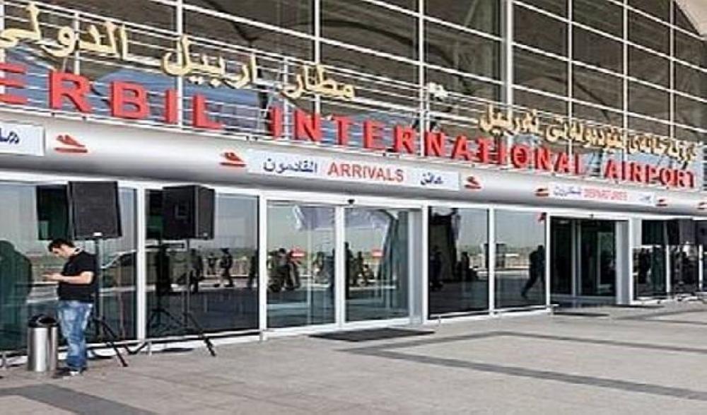 تعليق جميع الرحلات الدولية إلى كردستان اعتبارا من الجمعة