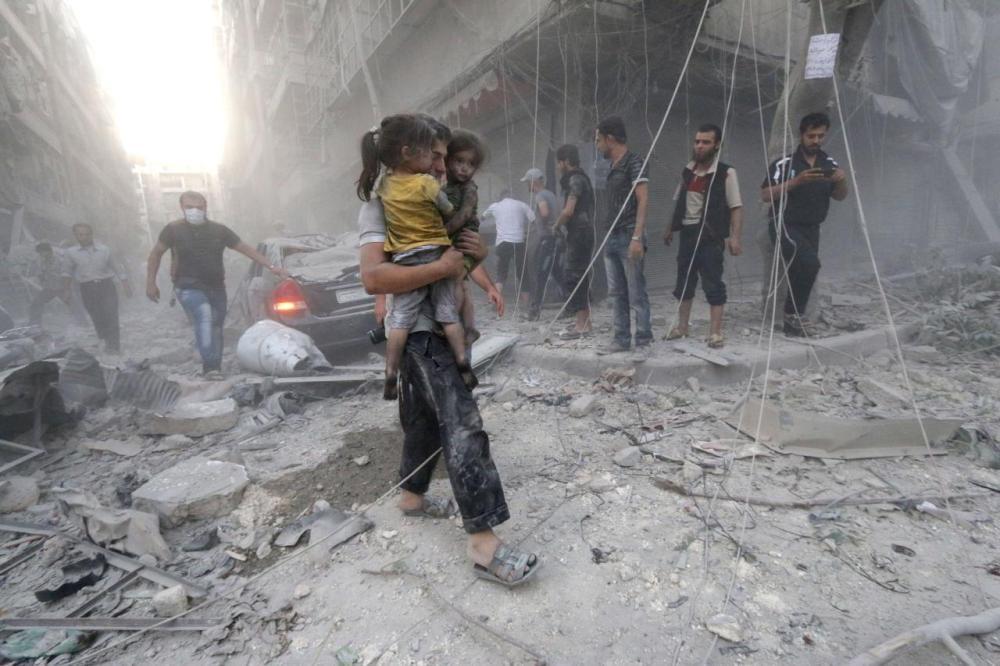 3 آلاف قتيل في سورية خلال سبتمبر
