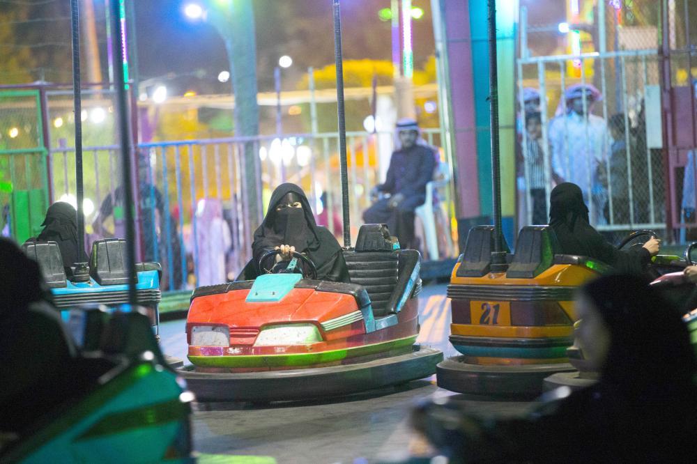 وهم التحرش يثيره معارضو قيادة المرأة للسيارة. (تصوير: أروى النعمي)