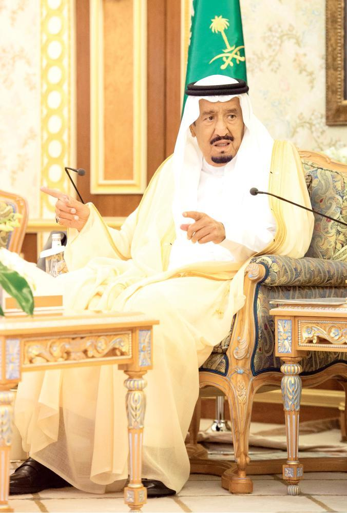King Salman: our doors and our phones are open for every citizen