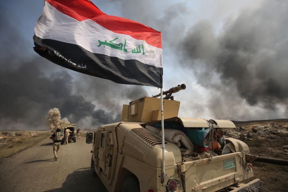 مقتل جندي أمريكي في العراق