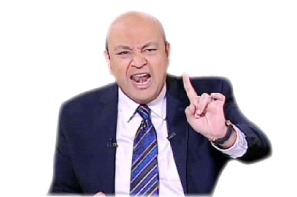 عمرو أديب: «في قطر.. اللي يمدح السعودية يتحبس»!
