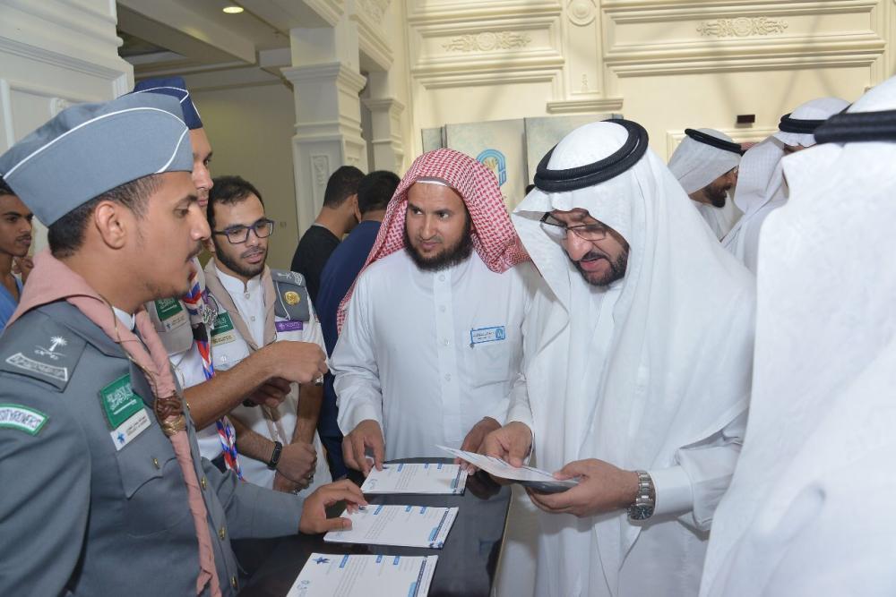 مدير جامعة طيبة يعلن تأسيس مركز لذوي الاحتياجات الخاصة