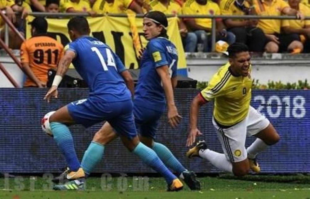 تصفيات مونديال 2018: برنامج المرحلة السابعة عشرة في أمريكا الجنوبية