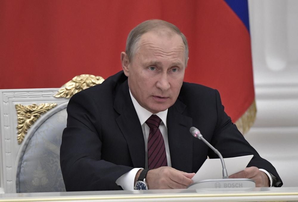 بوتين: اتفاق أوبك ومنتجي النفط المستقلين ساعد على استقرار الأسواق