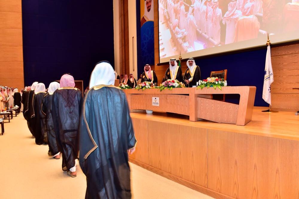 جامعة نجران تدفع بـ 7670 خريجاً لسوق العمل