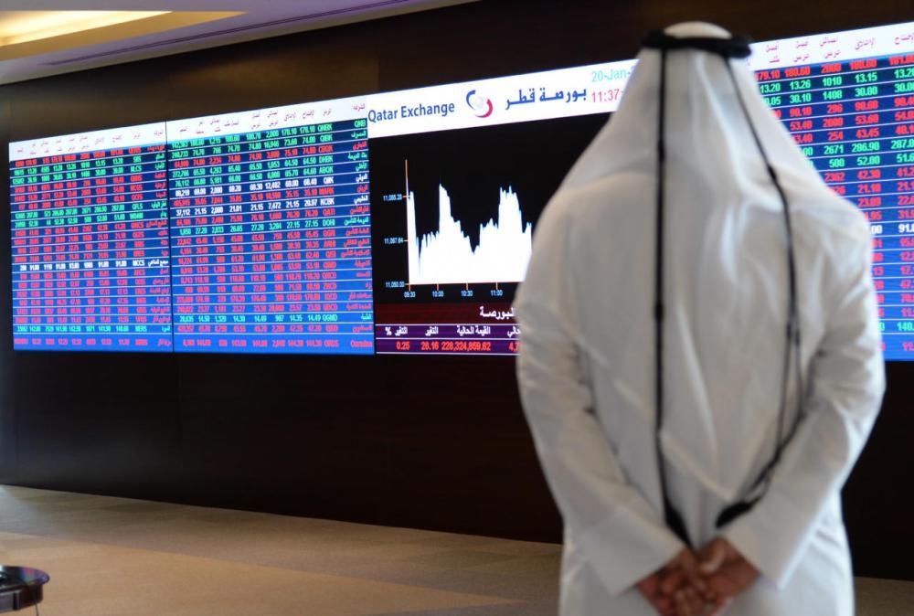 بورصة قطر تهبط لأدنى مستوى في 5 سنوات