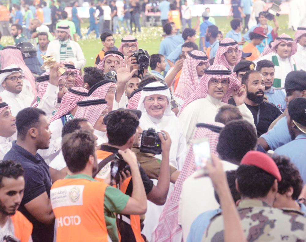 احتفالية  الأمير خالد بالدوري.