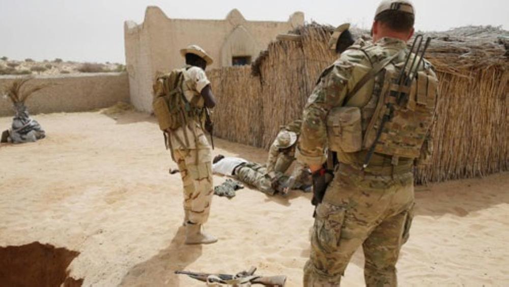 مقتل 3 جنود من القوات الخاصة الأمريكية في كمين بالنيجر