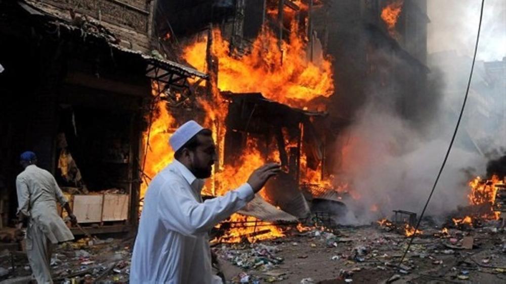18 قتيلا بهجوم انتحاري جنوب غربي باكستان