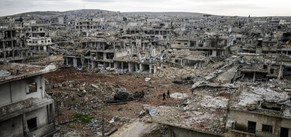 الصليب الأحمر يندد بأسوأ مستويات العنف في سورية