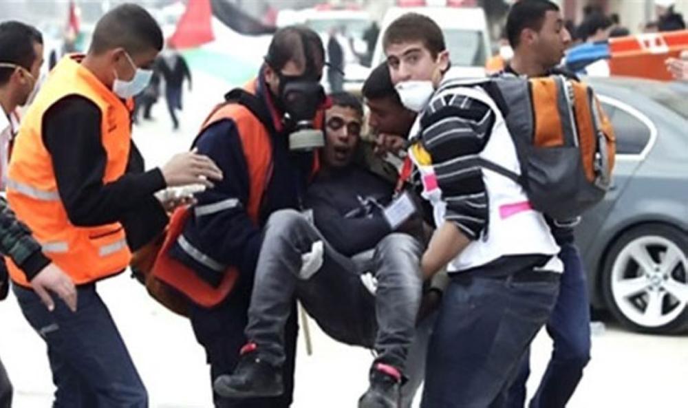 إصابة فلسطينيَين برصاص الجيش الإسرائيلي