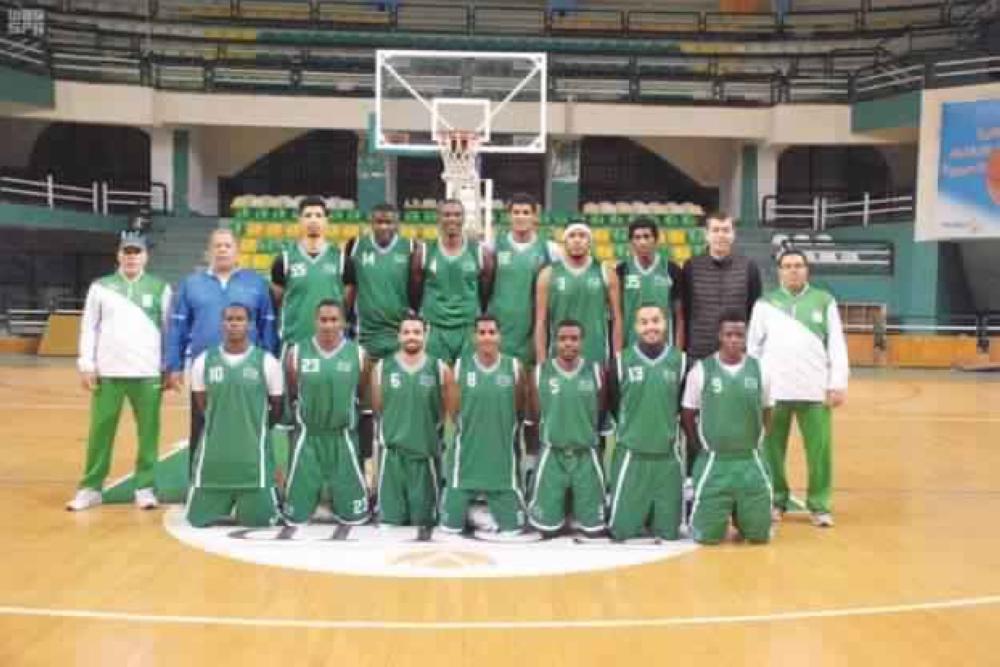 أخضر السلة يكسب البحرين في بطولة جدة الدولية