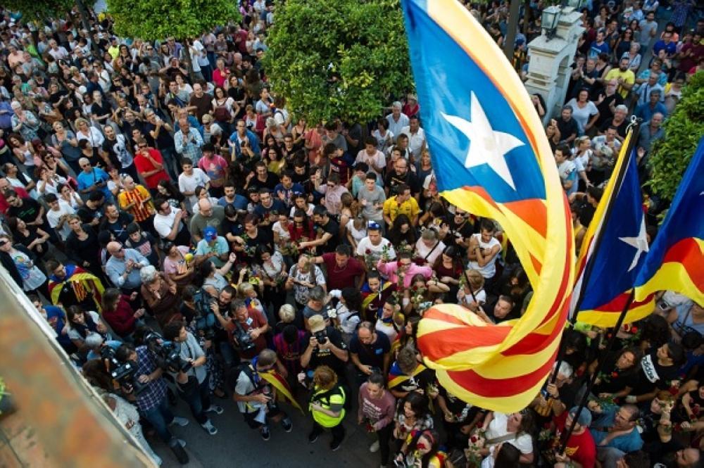 استفتاء كاتالونيا: 90.18 %.. «نعم» للاستقلال