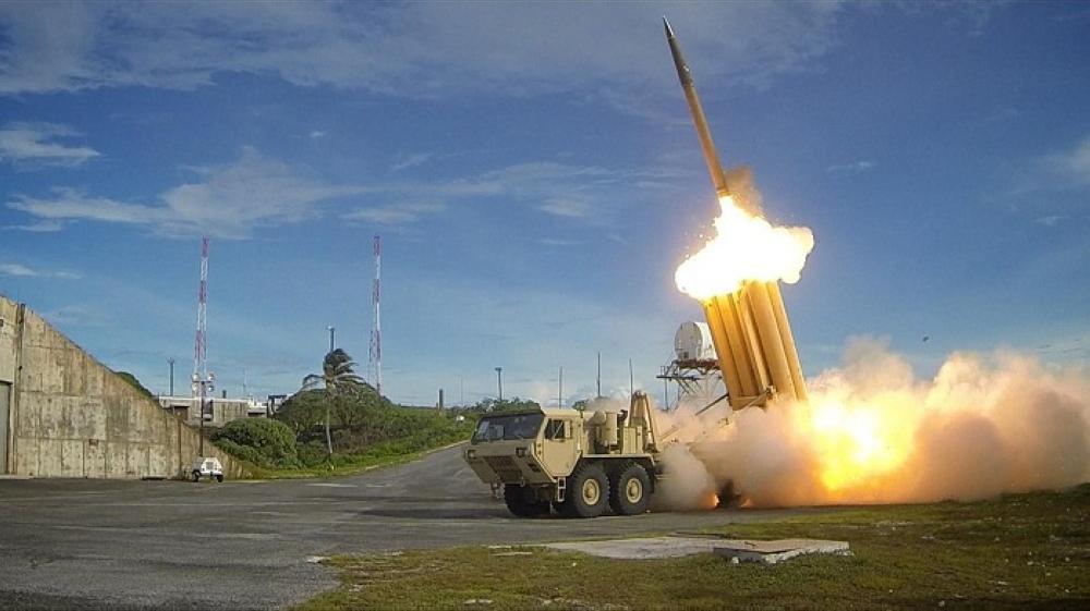 واشنطن توافق على صفقة بيع نظام ثاد الدفاعي للسعودية
