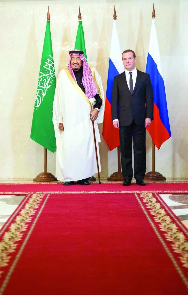 Saudi Russian Alliance.. أعمق من المحيط.. تعانق السماء