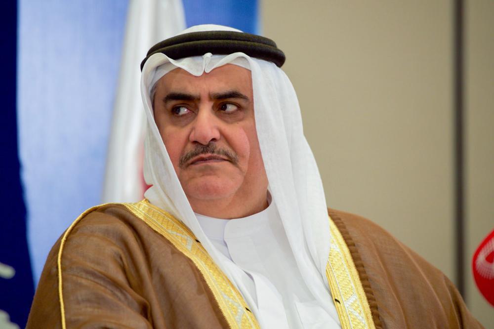 وزير خارجية البحرين: نصر الله ينبح وعملاء إيران خائفون