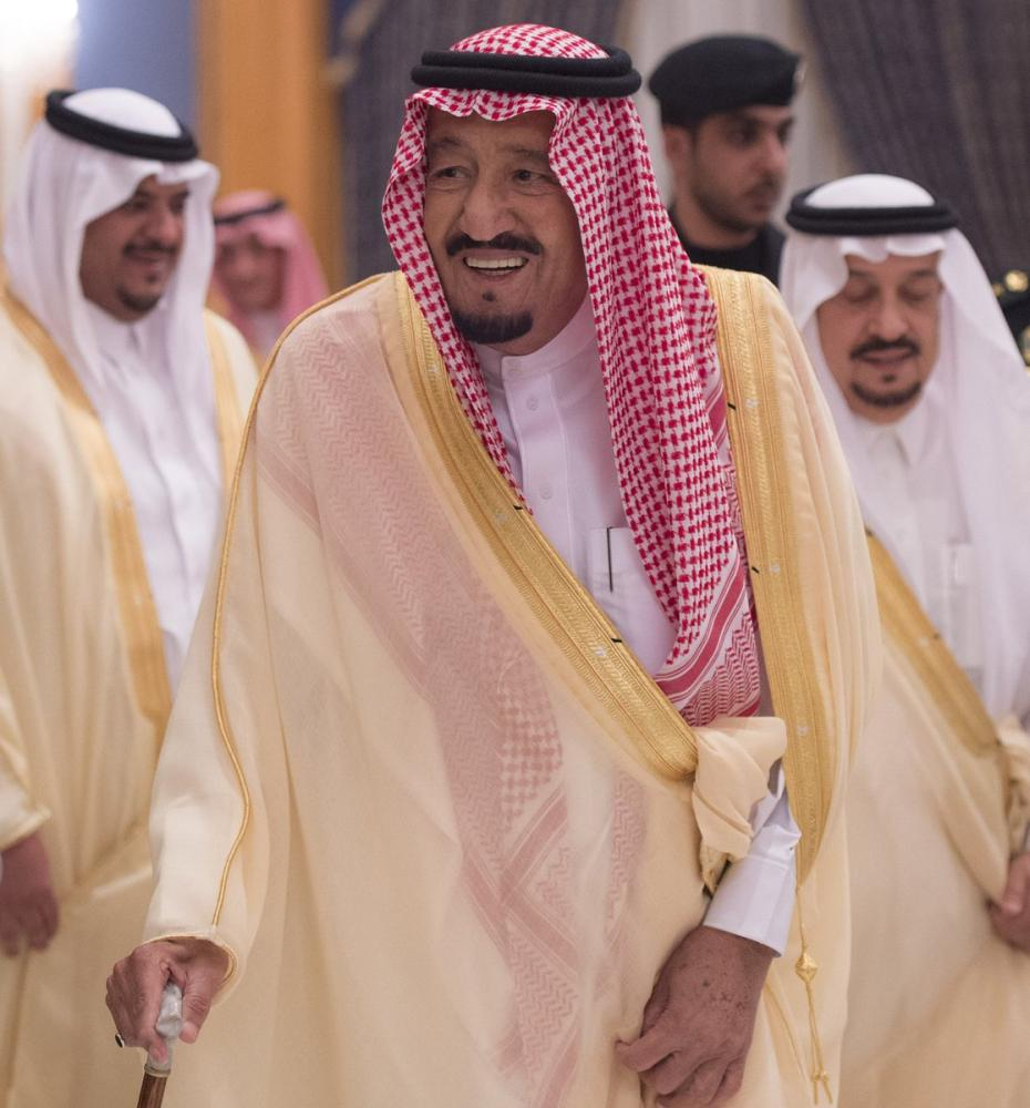 King Salman arrives in Riyadh after a historical visit to Russia