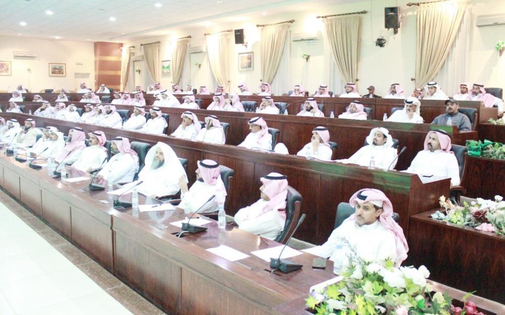 مشاركون في مبادرة رشاقة.