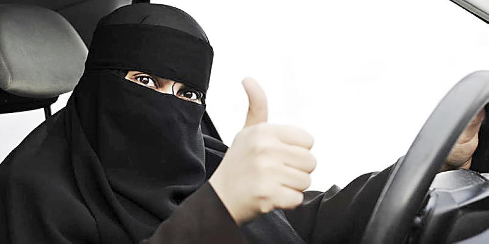 الأولوية للسعوديات في تدريب المرأة على قيادة المركبات.