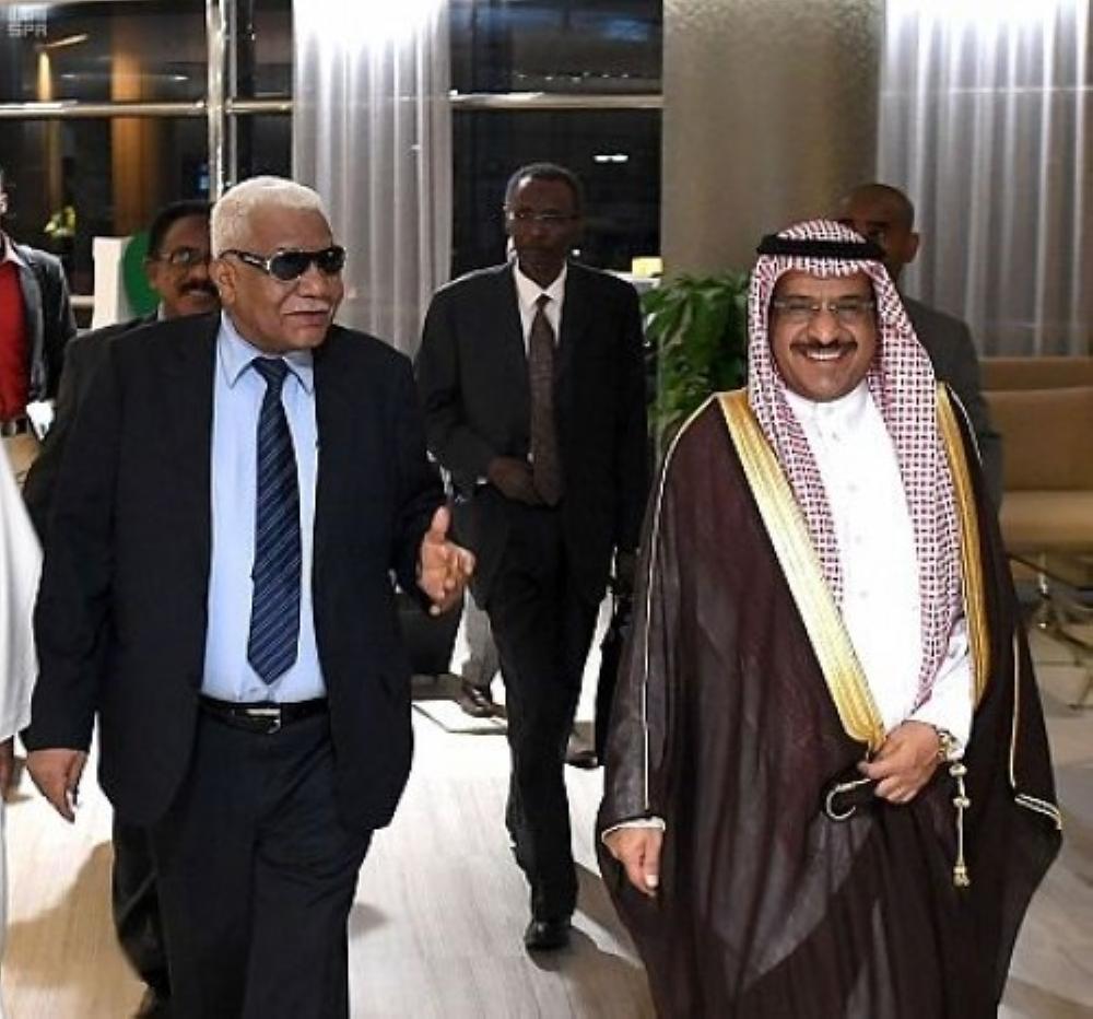 نائب رئيس الوزراء السوداني: جهود خادم الحرمين وولي العهد تاج على رأس كل سوداني