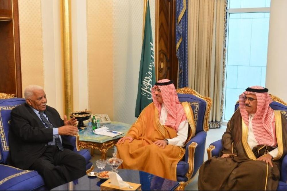 العواد: الملك سلمان حريص على السودان ورفاهية شعبه