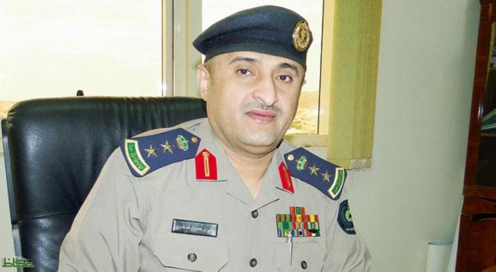 مدير الإدارة العامة للدفاع المدني بالعاصمة المقدسة علي المنتشري.