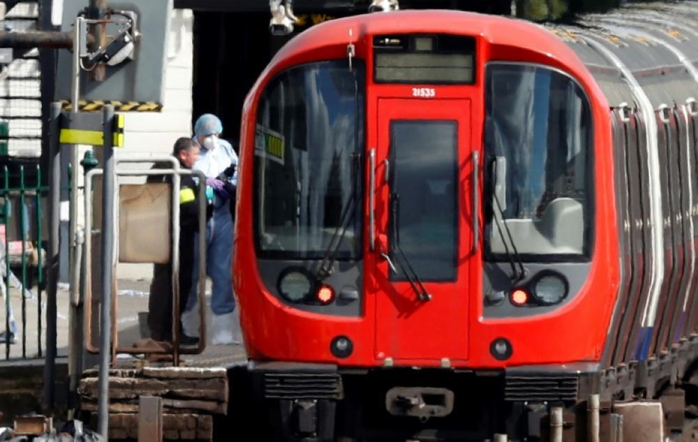 لندن: محاكمة المتهم بقضية تفجير قطار الأنفاق في مارس