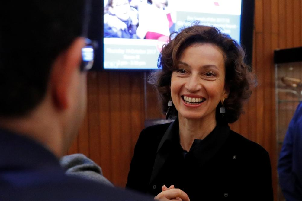 French former culture minister to head UNESCO