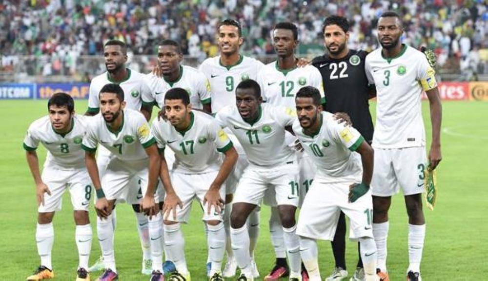 Saudi football team ranks 63rd in FIFA rankings