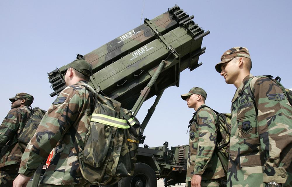 ثاد و«إس 400» تتصديان لصواريخ «رهبر إيران»
