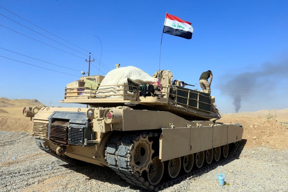 القوات العراقية تكمل السيطرة على جميع حقول نفط كركوك