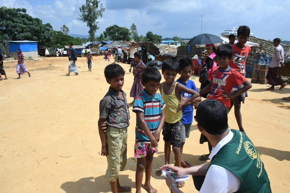 582 الفا من الروهينغا لجأوا إلى بنغلادش منذ 25 أغسطس