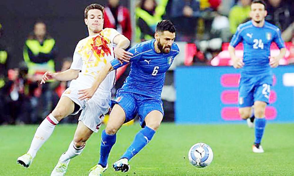 إيطاليا تصطدم بالسويد في «الملحق»